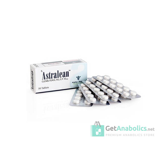 Buy Clenbuterol 40 from GetAnabolics