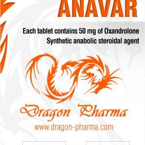 Acquista la migliore qualità Anavar